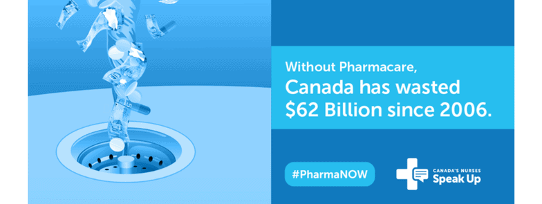 New report released to Canada's premiers denounces $62 billion wasted without pharmacare
