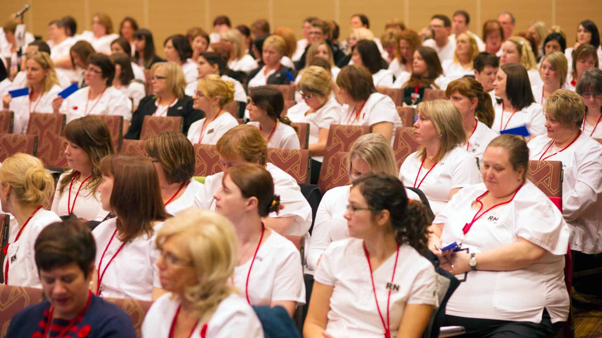 Registered Nurses Meet for RNU Biennial Convention