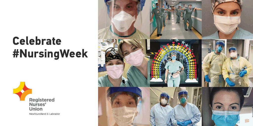 Nursing Week – Celebrating Our Health Heroes