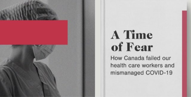 Investigation: Canada failed health workers and mismanaged COVID-19
