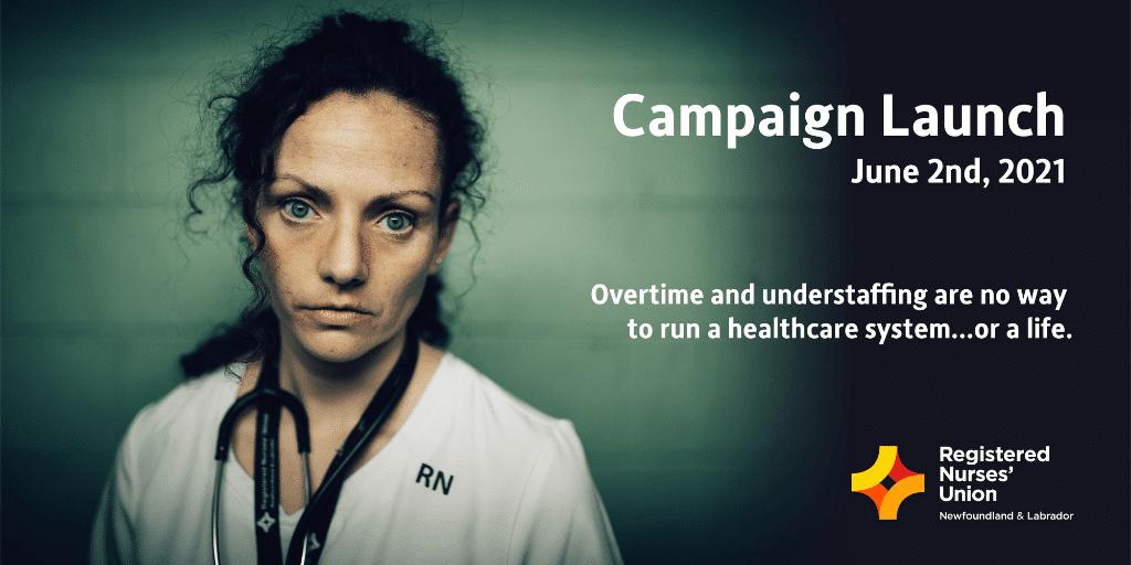 Registered Nurses' Union Launching Bold Media Campaign